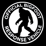 Bigfoot Response Vehicle Decal - Sticker It Out and More