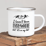 Mug - I Haven't Been Everywhere - Sticker It Out and More