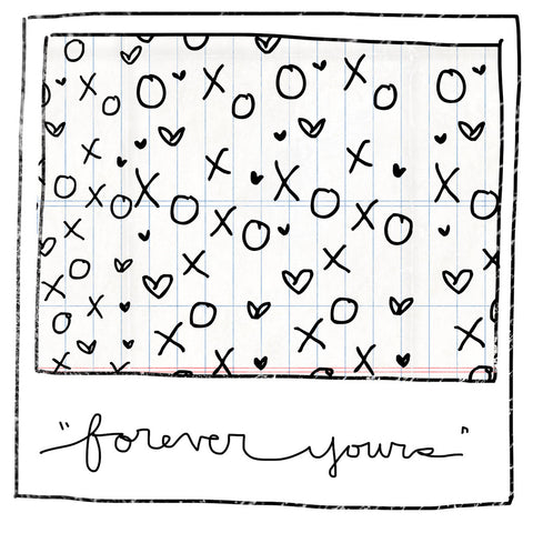 FOREVER YOURS- OVERLAY SET