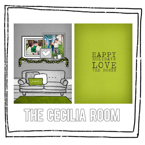 Card Template - THE CECILIA ROOM