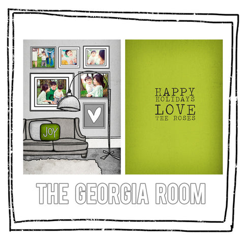 Card Template - THE GEORGIA ROOM