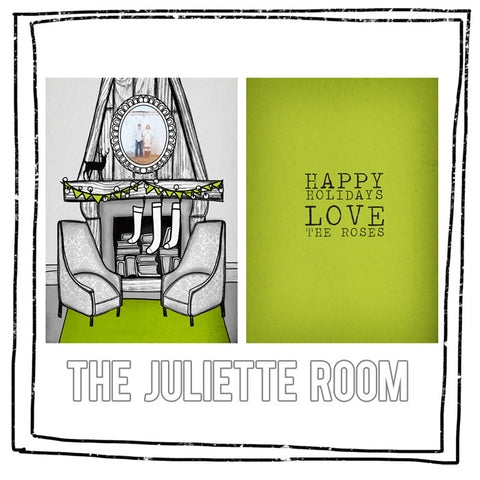 Card Template - THE JULIETTE ROOM