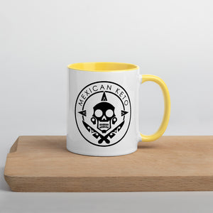 Mexican Keto Mug - with Color Inside