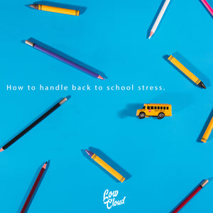 Back to School – How to Handle Your Stress