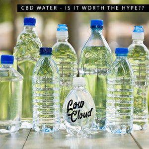 CBD Water – Is it worth the hype?