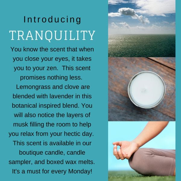Tranquility Candle
