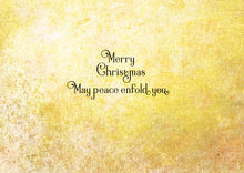Load image into Gallery viewer, Christmas Greeting Card - A Savior is Born Nativity 5x7