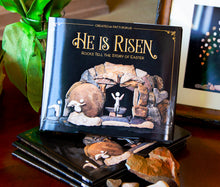 Load image into Gallery viewer, Easter Book - He is Risen