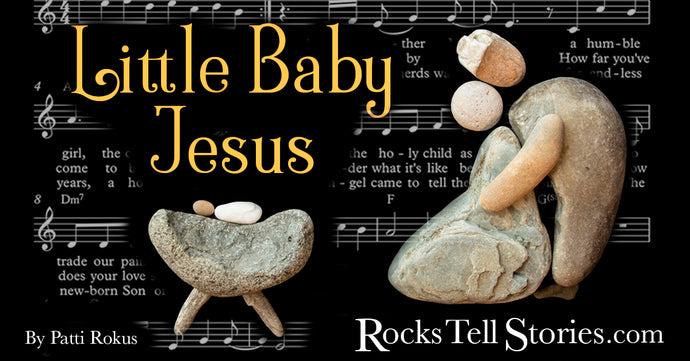 Free - Song - Little Baby Jesus by Patti Rokus