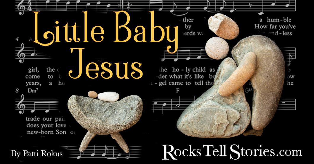 Song - Little Baby Jesus by Patti Rokus