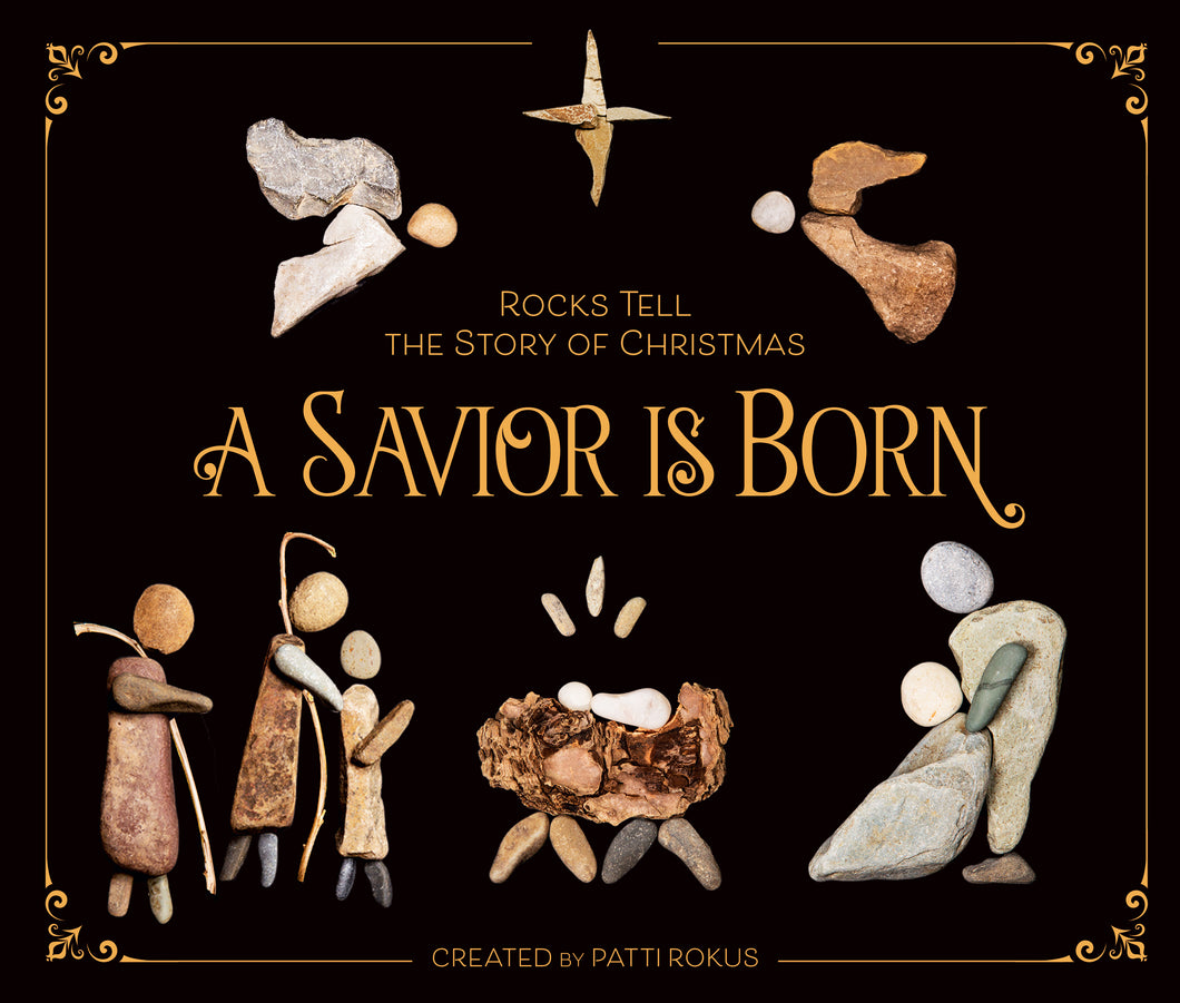 Nativity Book - A Savior is Born - Signed by the artist