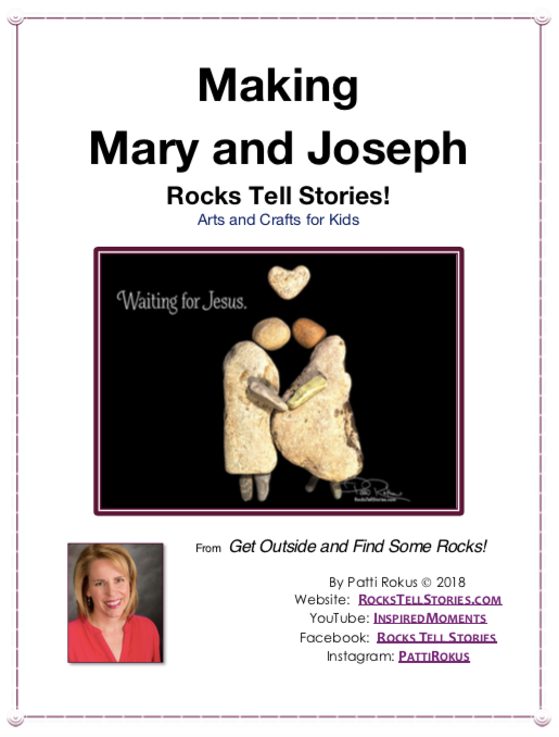 Guide DIY-Making Mary and Joseph - FREE download