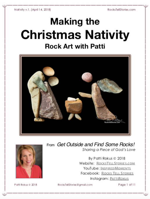 Guide DIY-Making The Nativity - digital download only