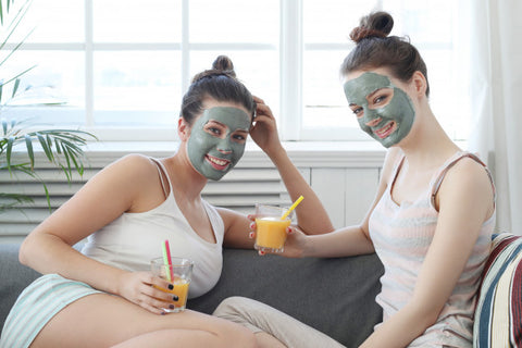 Face Mask At Home Skin Care