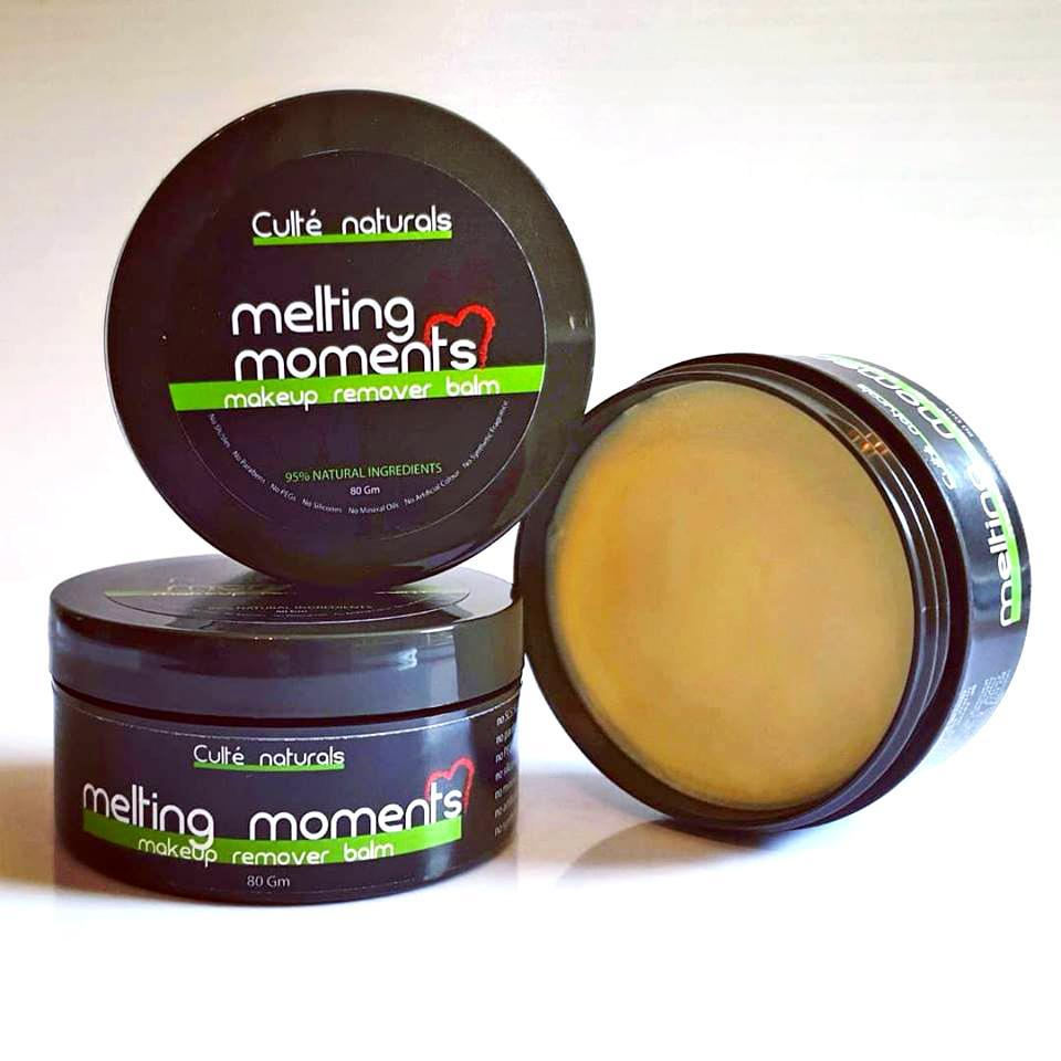 Melting Moments Makeup Remover Balm | Natural Cleansing Balm