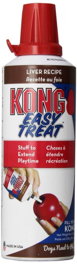 Kong Stuff'n Easy Treat - Liver Recipe - [pups_path]