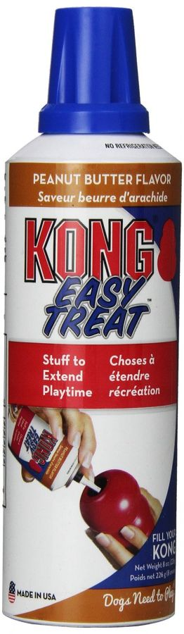 Kong Stuff'n Easy Treat - Peanut Butter Recipe - [pups_path]