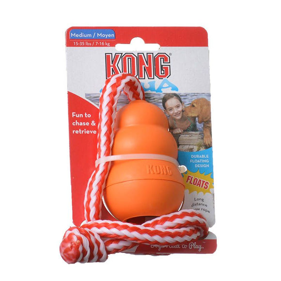 Kong Aquat Floating Dog Toy - [pups_path]