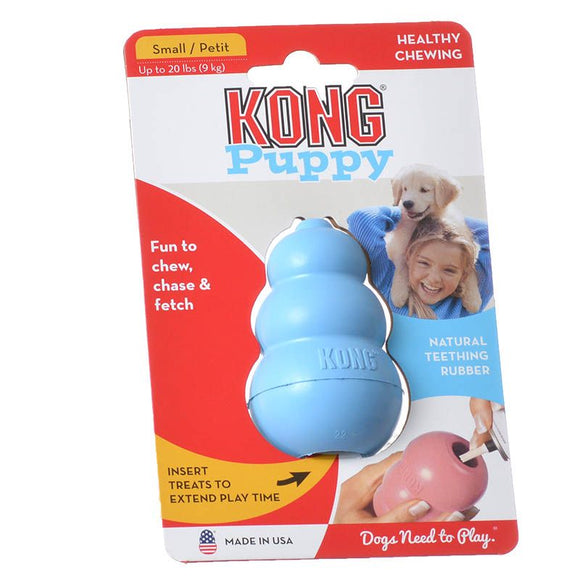 Kong Puppy Kong - [pups_path]