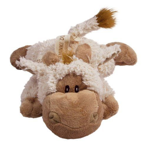 Kong Cozie Plush Toy - Tupper the Lamb - [pups_path]
