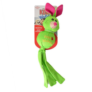 Kong Wubba Friends Ballistic Dog Toys - Assorted - [pups_path]