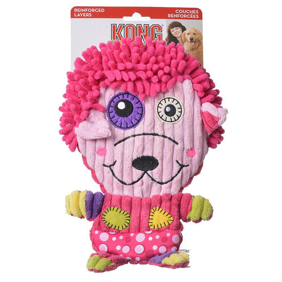 Kong Romperz Dog Toy - Hedgehog Large 1 Pack - [pups_path]