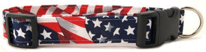 U.S.A. Flag Collar - [pups_path]