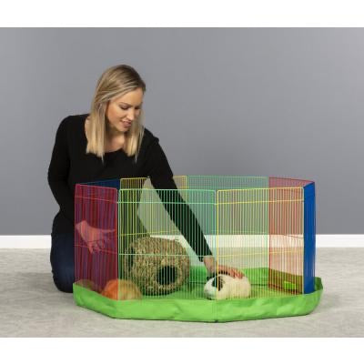 Multi-Color Playpen