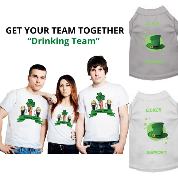 St Patty's Team Set CUSTOMIZABLE