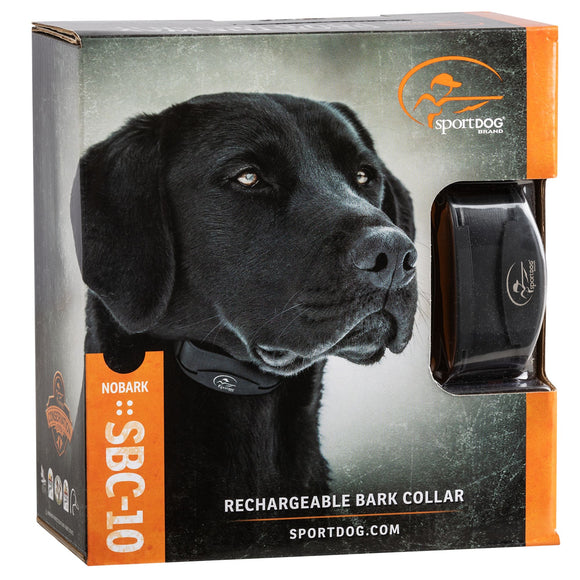 SportDOG Brand® Rechargeable No Bark 10 levels