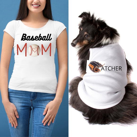Baseball Mom Set