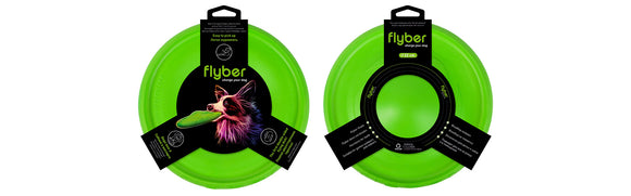 Flyber - Double Sided Flying Disk