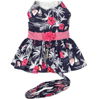 Moonlight Sails Dress With Matching Leash