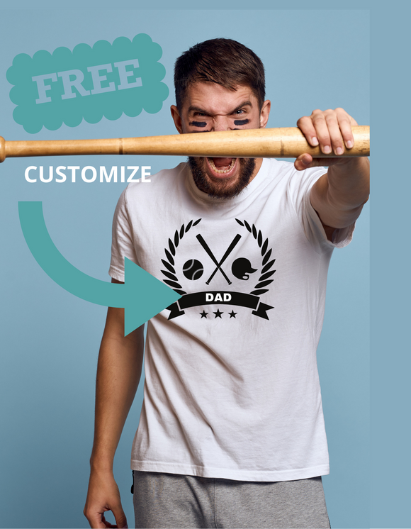 Baseball Customise For Free!(Human Shirt)