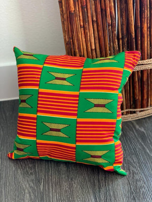 Aso Green Pillow