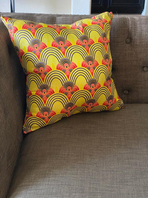 Bonolo Yellow Pillow