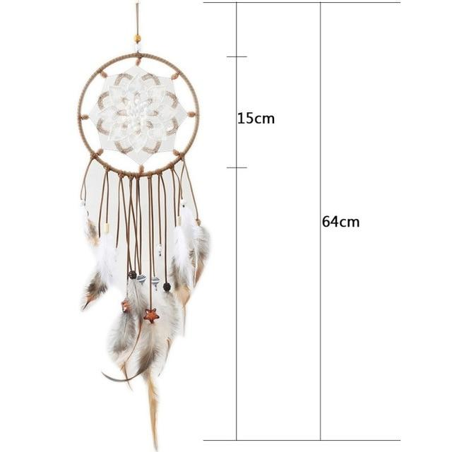 Handmade Sacred Geometry Dreamcatcher