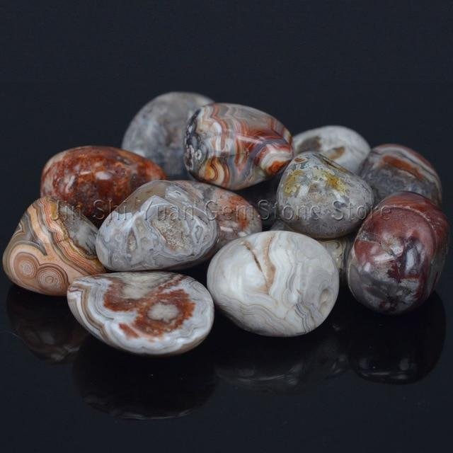 Natural Tumbled  Quartz Crystal Reiki Healing Mixed Gemstones