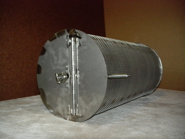 10 lb. Coffee Roaster Drum For BBQ Grills