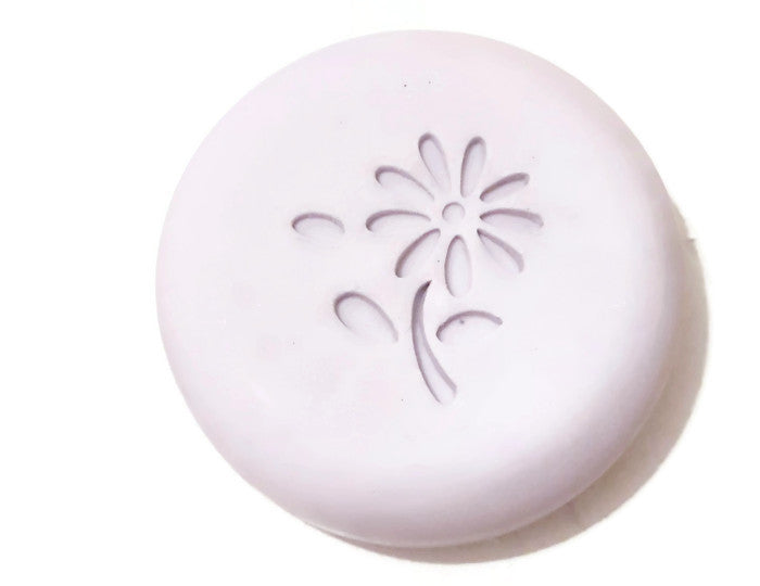Luxury Lavender essential  oil soap by Colour Swirls