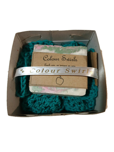 Loofah & Soap Gift Box