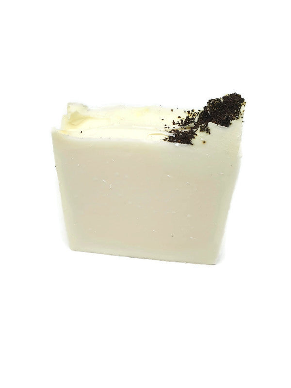 pure white soap fragrance of white tea and Chamomile