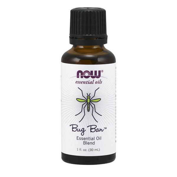 NOW Foods Essential Oil Bug Ban Essential Oil [30ml]