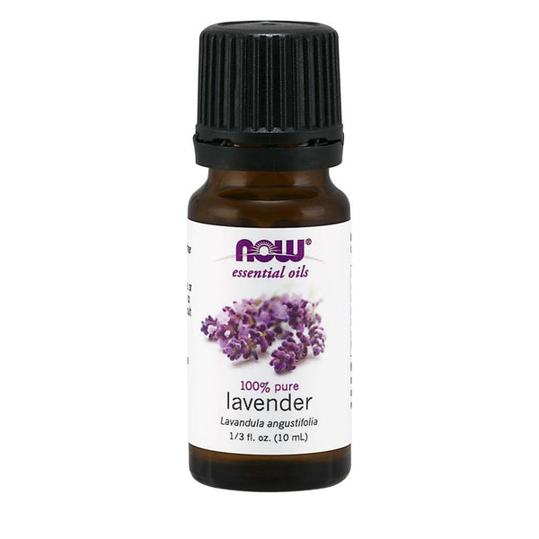 NOW Foods Essential Oil Lavender Essential Oil [10ml]