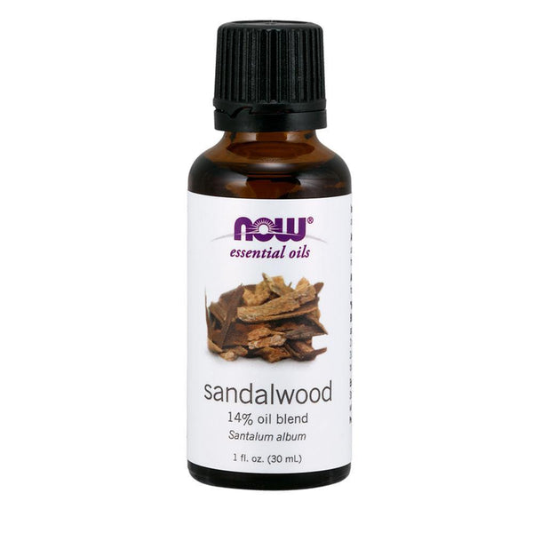 NOW Foods Essential Oil NOW Foods Essential Oils Sandalwood [30ml]