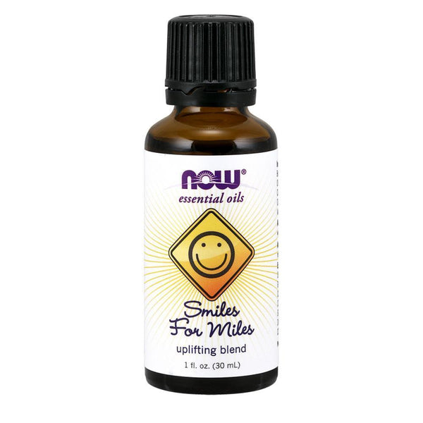 NOW Foods Essential Oil Smiles For Miles Essential Oil [30ml]