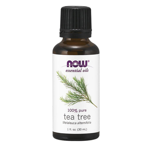 NOW Foods Essential Oil Tea Tree Essential Oil [30ml]