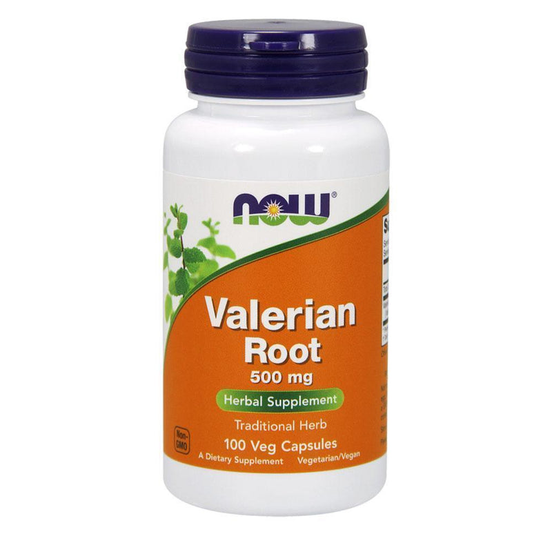 NOW Foods General Health NOW Foods Valerian Root 500mg [100 Caps]