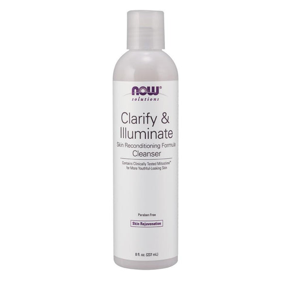 NOW Foods Health & Beauty NOW Foods Solutions Clarify & Illuminate [237ml]