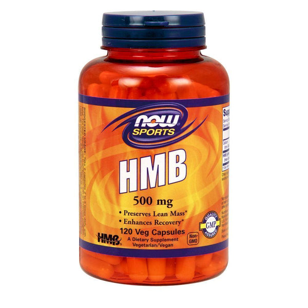 NOW Foods HMB NOW Foods Sports HMB 500mg [120 Caps]